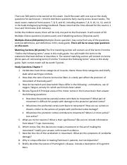 PSY 330 Final Exam Study Guide W16