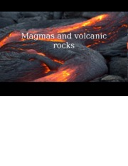 3) Magmas and volcanic rocks.ppt