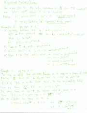 exponential growth and decay test pdf