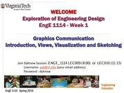 Graphics Communication and Introduction