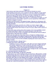 Fin_2001_LECTURE NOTES_Ch_12