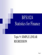 127396_Topic 9-Simple Linear Regression.pdf