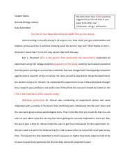 Sample Position Paper Pdf Course Hero