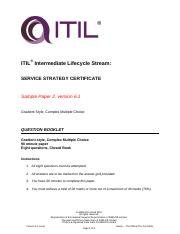 ITIL_LifeC_ServiceStrategy_SamplePaper_2_QUESTION_Booklet_v6.1_English.pdf
