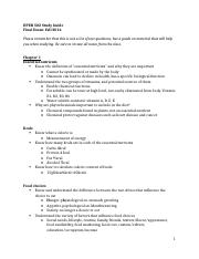 HPEB 502 Final Exam Study Guide - Spring 2016.docx