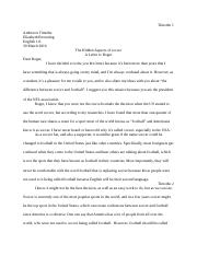 SOCCER ESSAY CORRECTIONS