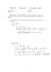 math_172_exam2_fall2007