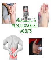 Unit 6-Analgesic and MS Agents.ppt