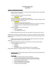 Patho Inflamation study guide.docx