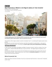 San Francisco, Where a six-figure salary is 'low income' .pdf