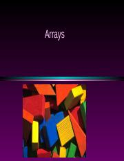 array.ppt