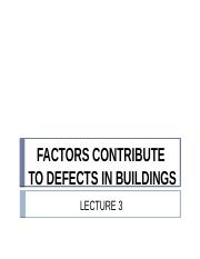 LN 3 - Factors cause defects in bldgs.pptx
