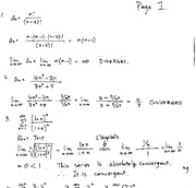 Migliore Math 19B Exam Review Solutions