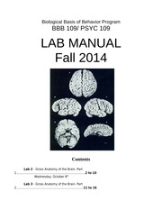 Brain Dissection Manual Summer 2014A-4