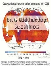 Topic_7.2_-_Global_Climate_Change_Causes_and_Impacts.pptx