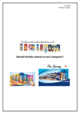 Should Horlicks extend to new Categories