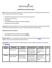 Journal_Rubric