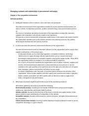 Managing contracts- Chapter 3.docx