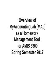 Introduction-to-MyAccountingLab-1bn55to.ppt