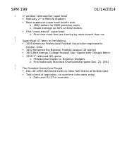 SPM 199 Test One Notes.docx
