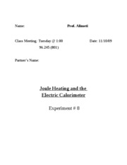 Week_8_Joule_Heating_and_the_Electric_Calorimeter