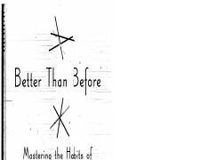 Better than Before - Gretchen Rubin (2015, Crown).pdf