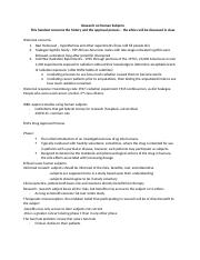 Research on Human Subjects 1 handout exam 2.docx