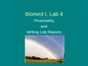 BMI_Lab 4 Photometry