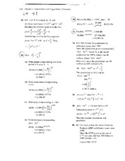 CHAPTER 4 (old ) solutions