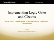 EGR240_F13_Lecture3a_ImplementingLogicGates