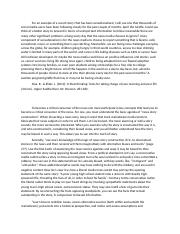 unit vi essay critical thinking unit vi essay unethical and  3 pages unit vii assesment critical thinking