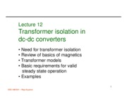 Lecture 12 dc dc with transformer isolation.pdf