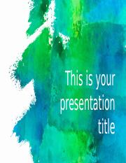 eglamour ppt pptx this is your presentation title instructions for