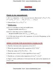 IB HL QB Math Induction Worksheet 2 - Documents