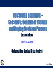 Session 5 - Buying Decision Process and Attitudes.pdf