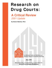 380-Research on Drug Courts