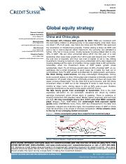 Credit Suisse - Global Equity Strategy.pdf
