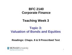 3. Valuation of Bonds and Equities 1Slide.pdf