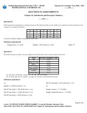 STAT Fall2016 - Group 04 - ASSIGNMENT 1 - CHAPTER 1 - SOLUTION.pdf