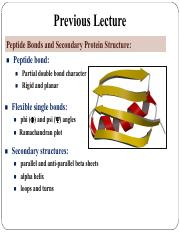 Lecture 9 Protein Structure II.pdf
