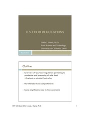 Lecture+27+food+regulations