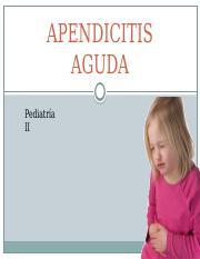 apendicitis gangrenosa complicaciones de diabetes