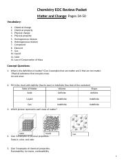 CFE  Chemistry Review Packet.docx