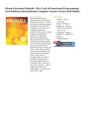 Haskell-The-Craft-of-.pdf