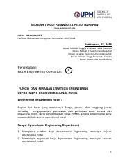 3a Struktur Organisasi Hotel 750 Room-1h pdf - STRUKTUR ORGANISASI