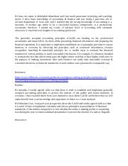 Intermediat Accounting Discussion (New).docx