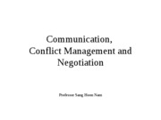 Communication__Conflict_and_Negotiation