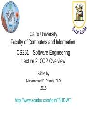 CS251-SE2015-Set2-OOPReview.ppt