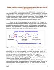 Lab 05 An Electrophilic Aromatic Substitution Reaction--The Nitration of Methyl Benzoate