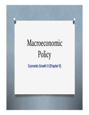 Week 05(Economic Growth II, Ch 9) (1).pdf